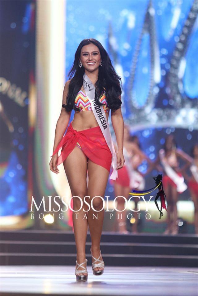 Người đẹp Thái Lan đăng quang, Ngọc Châu lọt top 10 Hoa hậu Siêu quốc gia 2019 - 19