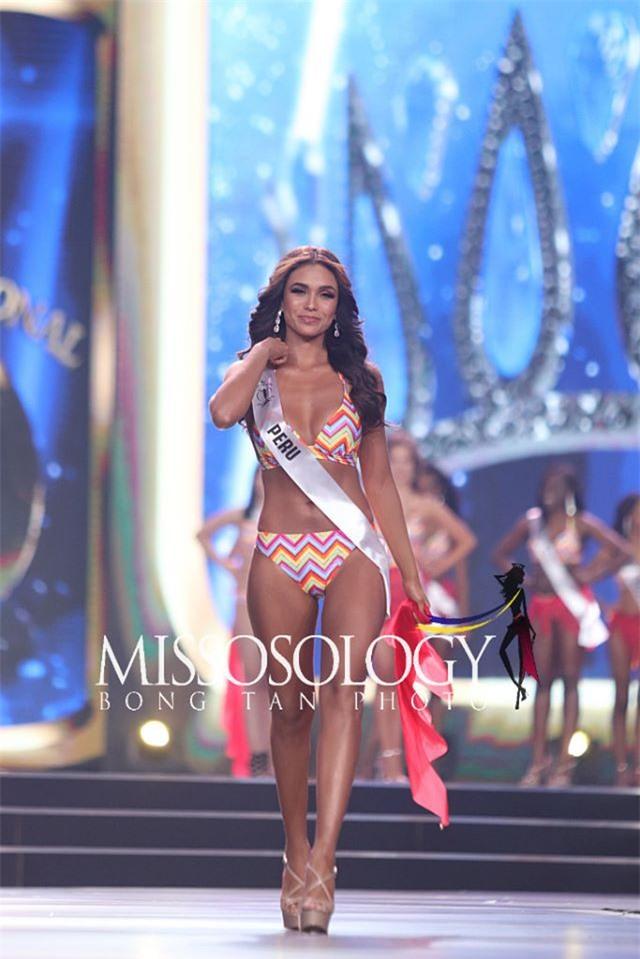 Người đẹp Thái Lan đăng quang, Ngọc Châu lọt top 10 Hoa hậu Siêu quốc gia 2019 - 21