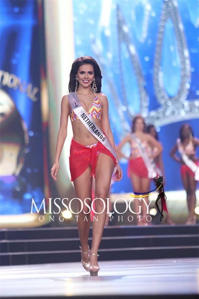 Người đẹp Thái Lan đăng quang, Ngọc Châu lọt top 10 Hoa hậu Siêu quốc gia 2019 - 24