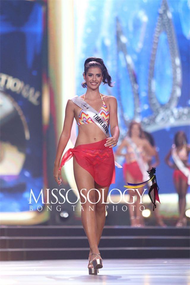Người đẹp Thái Lan đăng quang, Ngọc Châu lọt top 10 Hoa hậu Siêu quốc gia 2019 - 25