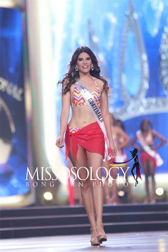 Người đẹp Thái Lan đăng quang, Ngọc Châu lọt top 10 Hoa hậu Siêu quốc gia 2019 - 26