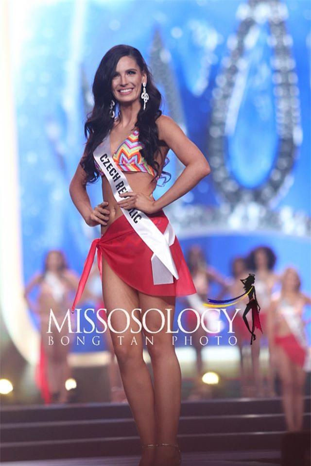 Người đẹp Thái Lan đăng quang, Ngọc Châu lọt top 10 Hoa hậu Siêu quốc gia 2019 - 27