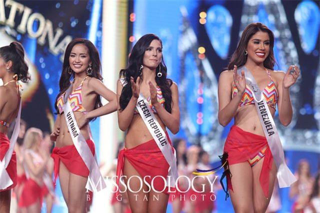 Người đẹp Thái Lan đăng quang, Ngọc Châu lọt top 10 Hoa hậu Siêu quốc gia 2019 - 29