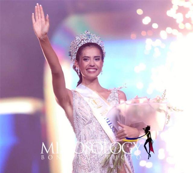 Người đẹp Thái Lan đăng quang, Ngọc Châu lọt top 10 Hoa hậu Siêu quốc gia 2019 - 3