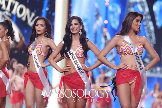 Người đẹp Thái Lan đăng quang, Ngọc Châu lọt top 10 Hoa hậu Siêu quốc gia 2019 - 31