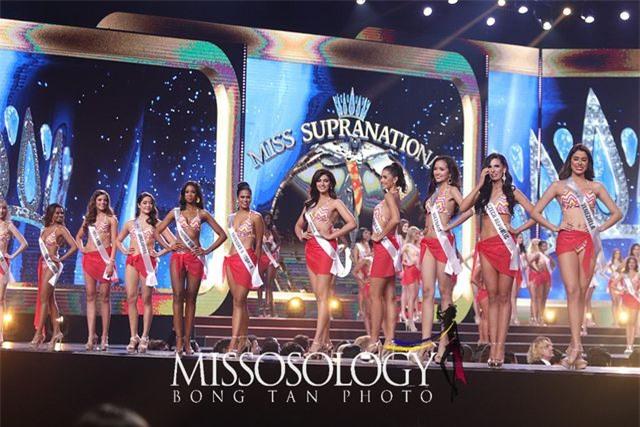 Người đẹp Thái Lan đăng quang, Ngọc Châu lọt top 10 Hoa hậu Siêu quốc gia 2019 - 32