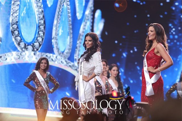 Người đẹp Thái Lan đăng quang, Ngọc Châu lọt top 10 Hoa hậu Siêu quốc gia 2019 - 33