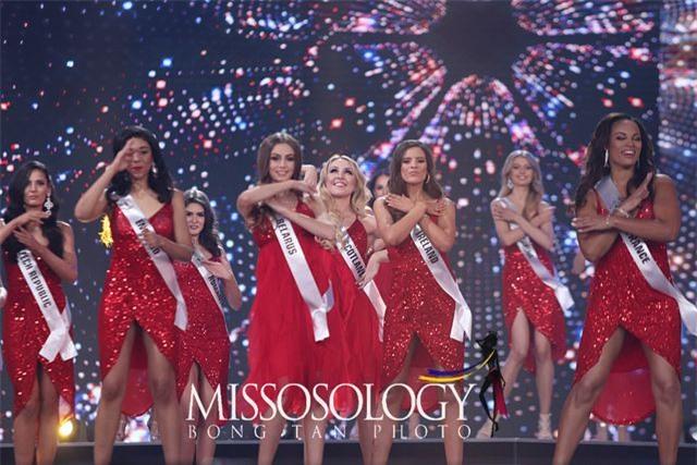 Người đẹp Thái Lan đăng quang, Ngọc Châu lọt top 10 Hoa hậu Siêu quốc gia 2019 - 34
