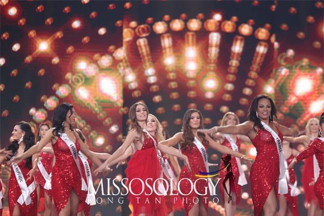 Người đẹp Thái Lan đăng quang, Ngọc Châu lọt top 10 Hoa hậu Siêu quốc gia 2019 - 36