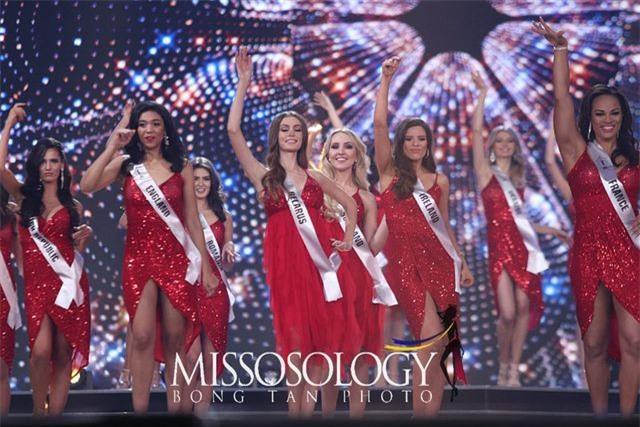 Người đẹp Thái Lan đăng quang, Ngọc Châu lọt top 10 Hoa hậu Siêu quốc gia 2019 - 39