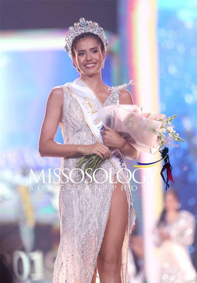 Người đẹp Thái Lan đăng quang, Ngọc Châu lọt top 10 Hoa hậu Siêu quốc gia 2019 - 4