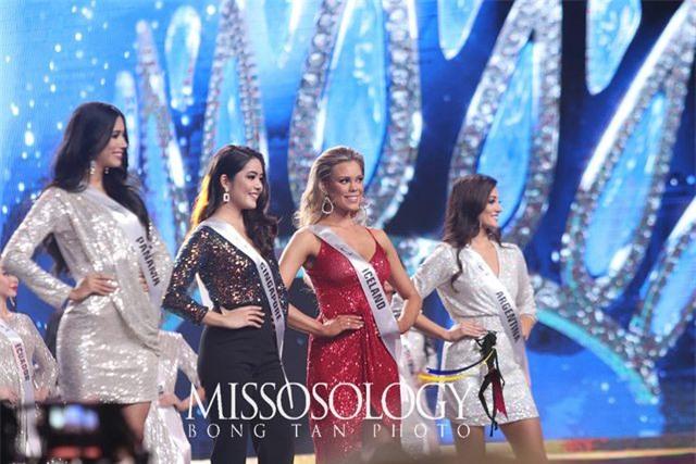 Người đẹp Thái Lan đăng quang, Ngọc Châu lọt top 10 Hoa hậu Siêu quốc gia 2019 - 40
