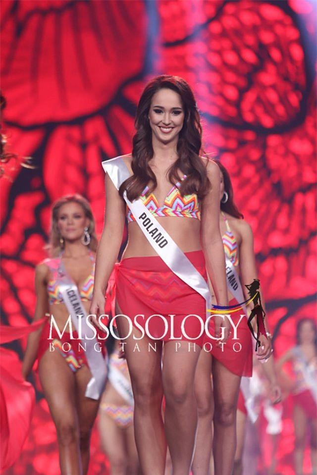 Người đẹp Thái Lan đăng quang, Ngọc Châu lọt top 10 Hoa hậu Siêu quốc gia 2019 - 7