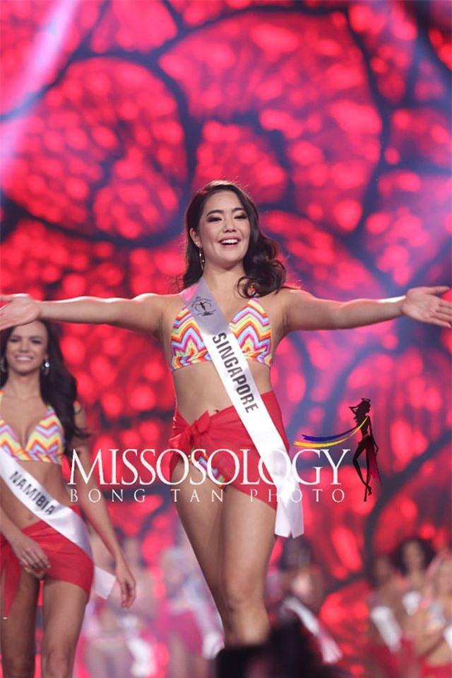 Người đẹp Thái Lan đăng quang, Ngọc Châu lọt top 10 Hoa hậu Siêu quốc gia 2019 - 8