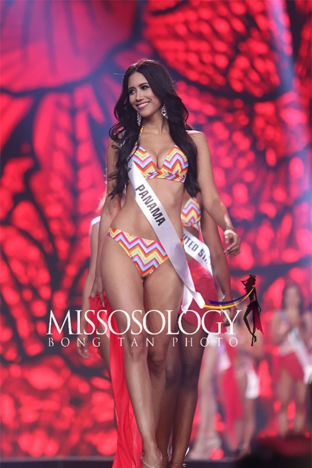 Người đẹp Thái Lan đăng quang, Ngọc Châu lọt top 10 Hoa hậu Siêu quốc gia 2019 - 9