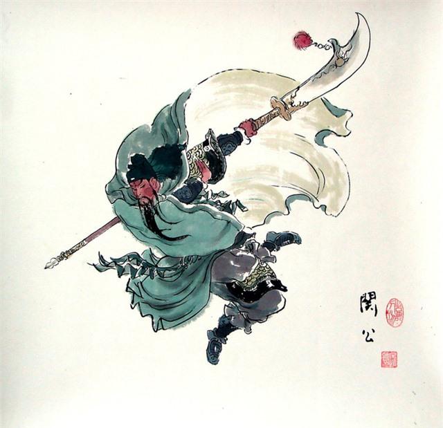 Theo Tam Quốc diễn nghĩa, trảm Hoa Hùng là thắng lợi đầu tay của Quan Vũ, và cũng là uy chấn càn khôn đệ nhất công.