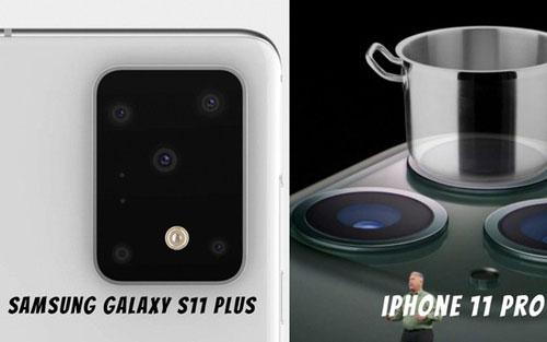 Apple và Samsung đua nhau thiết kế cụm camara