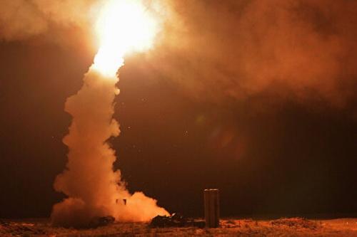 S-300 Syria và Bavar-373 Iran cùng tấn công máy bay Israel mà không cảnh báo?