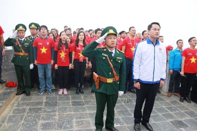 """Tỉnh Hà Giang là địa điểm dừng chân cuối cùng của Hành trình. Hành trình """"Tôi yêu Tổ quốc tôi"""""""