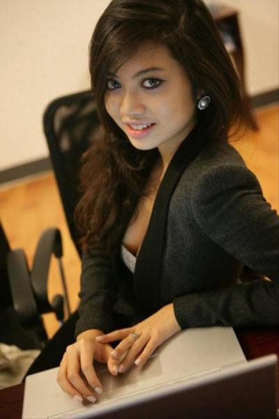 Nữ doanh nhân 9x Coco Trần