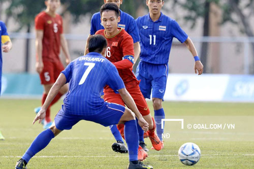 U22 Thái Lan do ông Nishino dẫn dắt thi đấu gây thất vọng ở vòng bảng.
