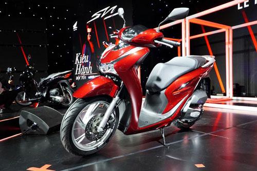 Honda SH 150i 2020 sẽ chính thức bán từ ngày 11/12