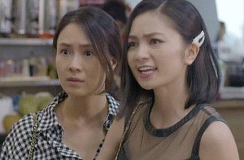"""Đời thực hạnh phúc của Hồng Diễm - Diệu Hương: 2 người đàn bà bất hạnh trong """"Hoa Hồng trên ngực trái"""""""