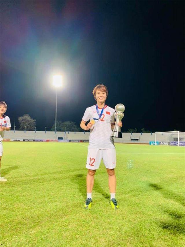 """Phạm Hải Yến: """"Cánh én nhỏ"""" của ĐT bóng đá nữ Việt Nam - 4"""
