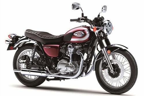 Kawasaki W800 2020.
