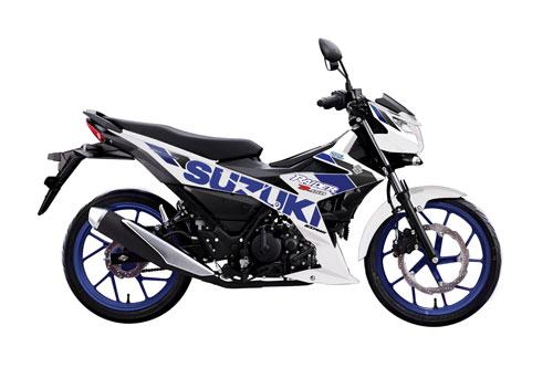Suzuki Raider R150 Fi 2020.