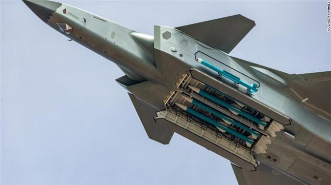 Tiem kich J-20 Trung Quoc dat hon F-35 My nhung van kem Su-57 Nga-Hinh-3