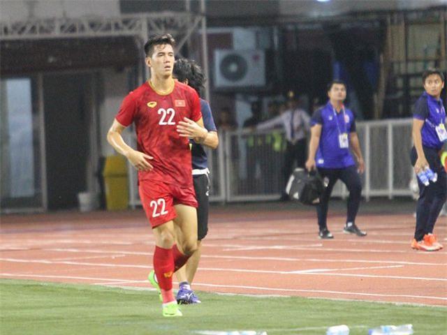 Tiến Linh: Tôi sẽ kịp hồi phục để đá trận chung kết SEA Games - 1