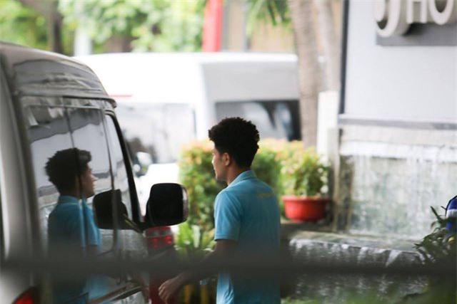 U22 Việt Nam nhận quà của HLV Park Hang Seo sau trận thắng Campuchia - 1