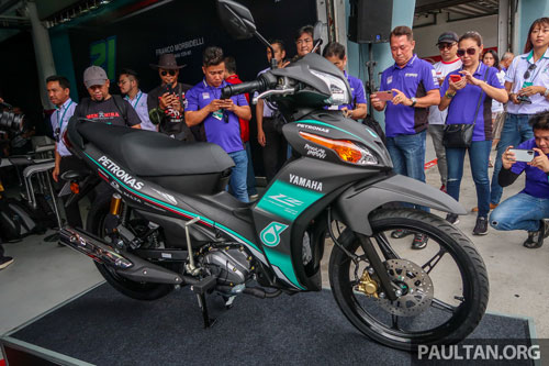 Yamaha Lagenda 115Z SRT GP Limited Edition 2020.