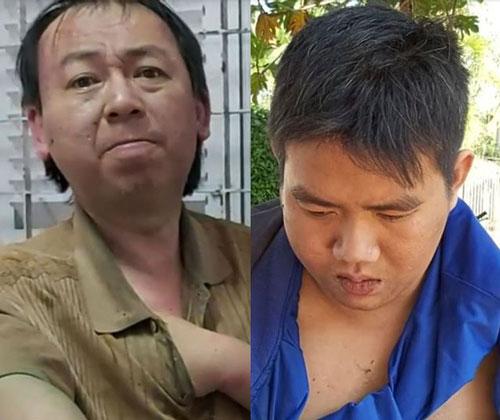 Tiền Giang: Bắt hai kẻ trộm chó ép ngã xe lực lượng truy bắt