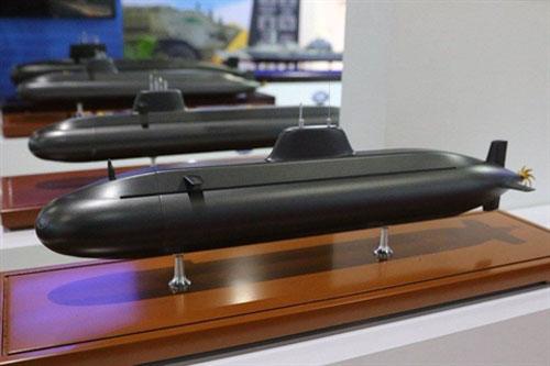Lộ diện tàu ngầm mini tự hành độc đáo của Việt Nam