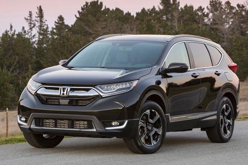 Honda CR-V giảm giá hơn 100 triệu 'đe nẹt' Mazda CX-5, Hyundai Tucson