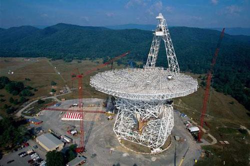 Bắt được sóng phát thanh của người ngoài hành tinh?