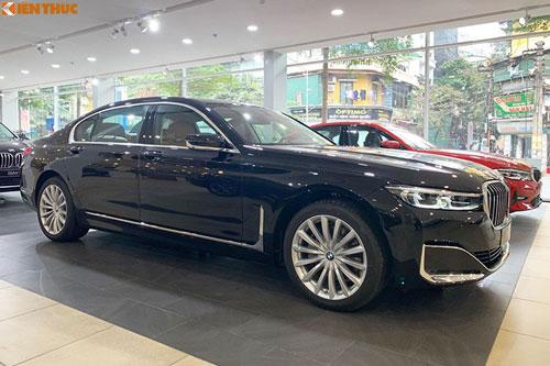 Chi tiết BMW 740Li mới gần 5,6 tỷ đồng tại Hà Nội