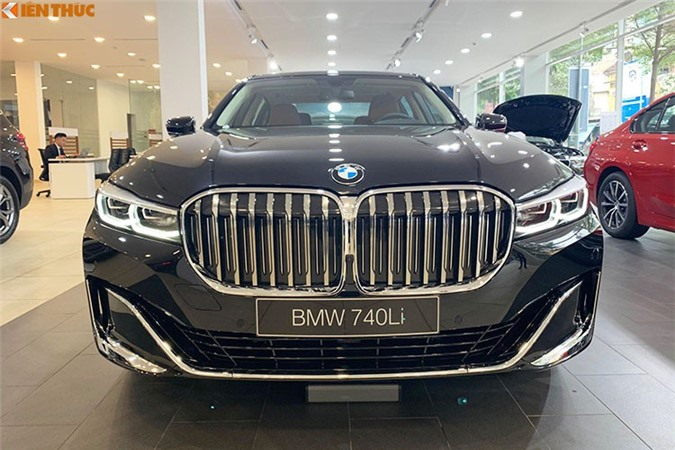 Chi tiet BMW 740Li moi gan 5,6 ty dong tai Ha Noi-Hinh-3