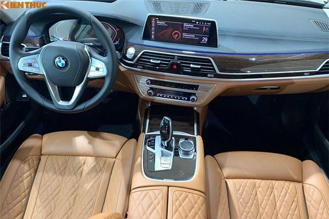 Chi tiet BMW 740Li moi gan 5,6 ty dong tai Ha Noi-Hinh-6
