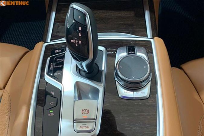 Chi tiet BMW 740Li moi gan 5,6 ty dong tai Ha Noi-Hinh-9