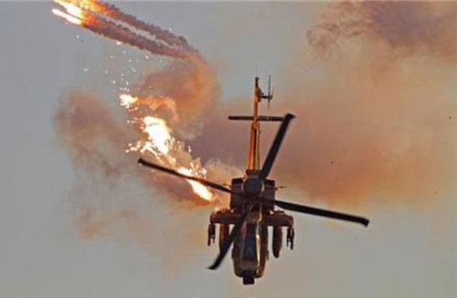 Trực thăng AH-64D Apache do Mỹ sản xuất