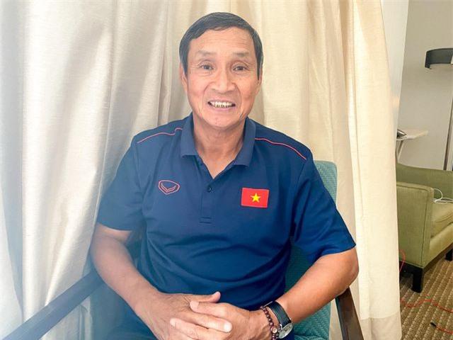 HLV Mai Đức Chung: Mục tiêu lớn nhất là giúp đội tuyển nữ tham dự World Cup - 1