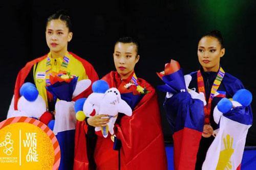 Bảng tổng sắp huy chương SEA Games 30 trưa ngày 9/12: Đoàn TTVN giành thêm 6 huy chương