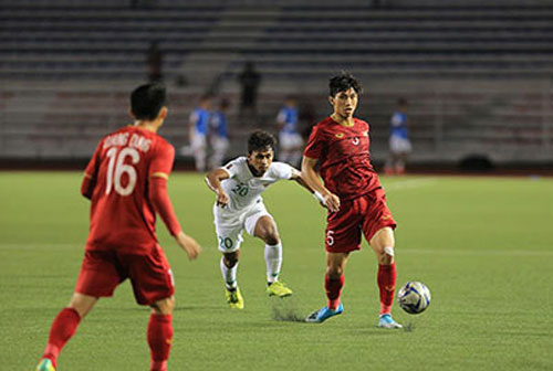 HLV Popov của U22 Myanmar cảnh báo sức mạnh Indonesia cho Việt Nam trước trận chung kết.