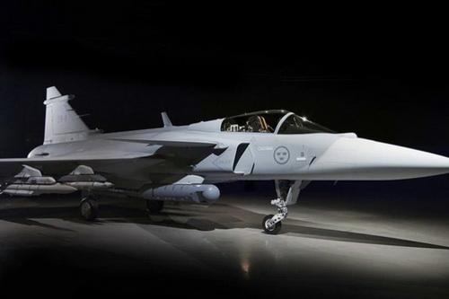 """Nga phản ứng nóng khi Thụy Điển thử nghiệm """"sát thủ"""" Su-35"""