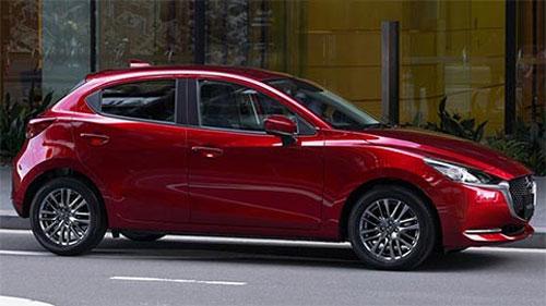 Mazda 2 2020.