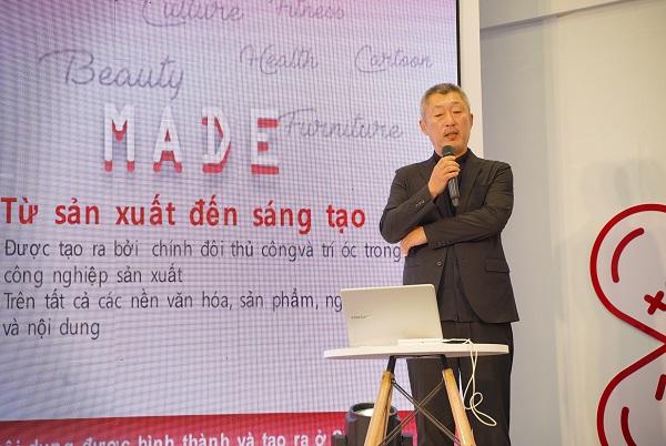Seoul Made trình diễn hàng trăm sản phẩm của 120 doanh nghiệp Hàn Quốc.