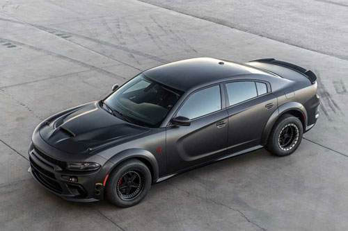 1. Dodge Charger AWD.